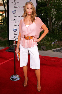 Premiere: Rachel Nichols at the LA premiere of Universal's You, Me and Dupree - 7/10/2006