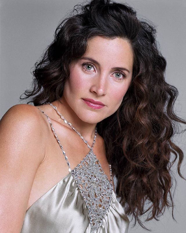 Rachel Shelley  as Helena on Showtime's The L Word.
