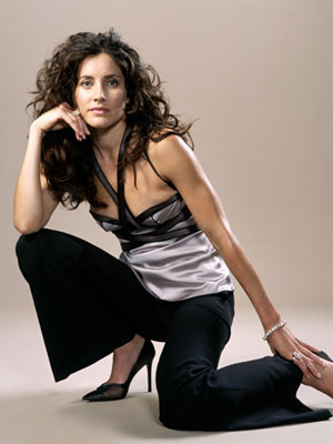 Rachel Shelley as Helena Showtime's The L Word