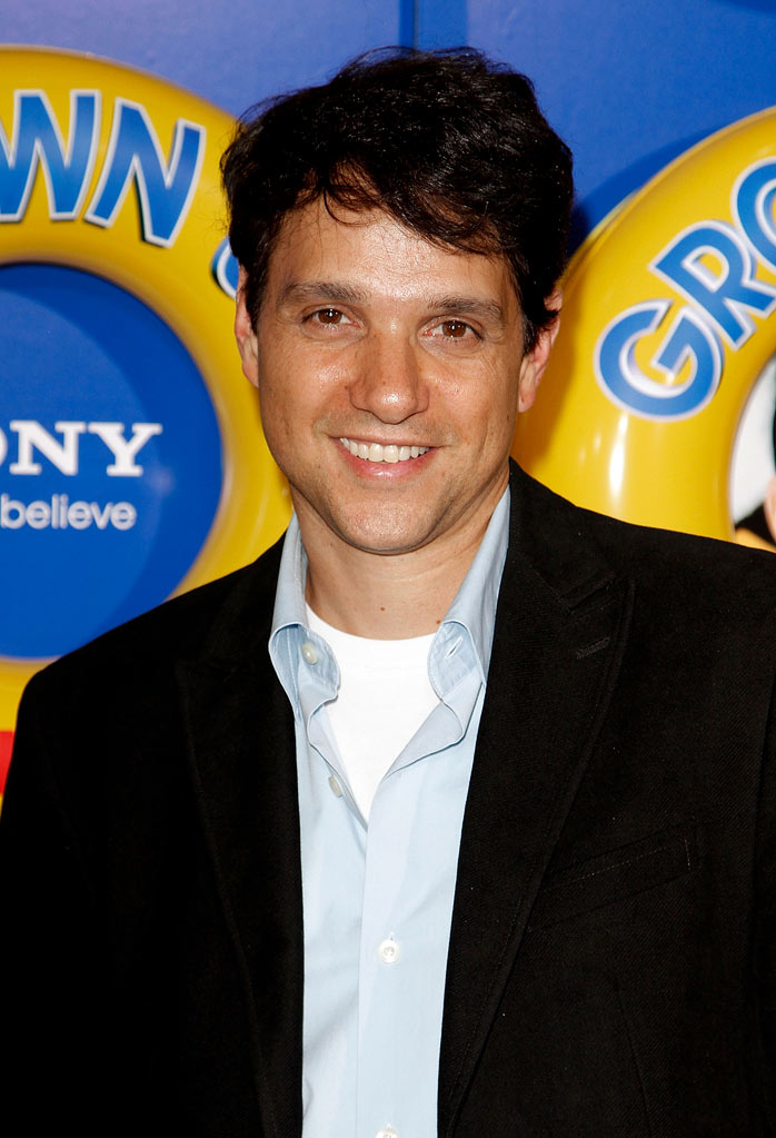 "Ralph Macchio attends the premiere of ""Grown Ups"" at the Ziegfeld Theatre on June 23, 2010 in New York City."