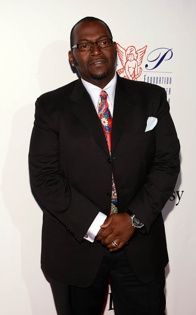 Randy Jackson attends the 2007 Angel Ball presented by the G&P Foundation at the Marriott Marquis.