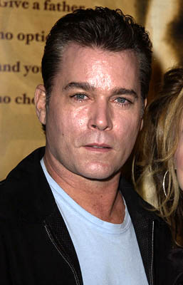 Premiere: Ray Liotta at the LA premiere for New Line's John Q - 1/7/2002