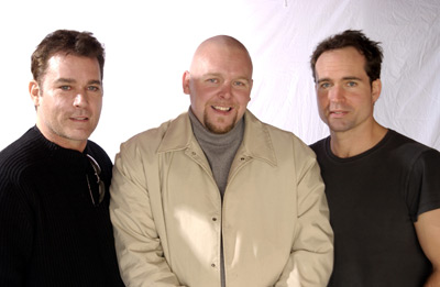 Ray Liotta, Joe Carnahan and Jason Patric Narc Sundance Film Festival 1/12/2002