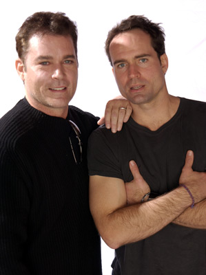 Ray Liotta and Jason Patric Narc Sundance Film Festival 1/12/2002