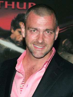 Premiere: Ray Stevenson at the New York premiere of Touchstone Pictures' King Arthur - 6/28/2004
