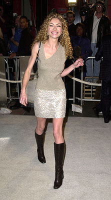 Premiere: Rebecca Gayheart at the Hollywood premiere of New Line's Blow - 3/29/2001