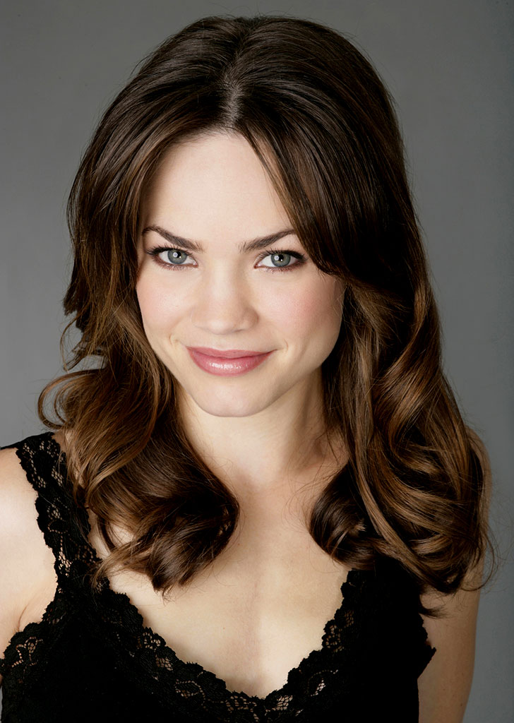 Becky Herbst stars as Elizabeth Webber on the ABC Television Network's General Hospital