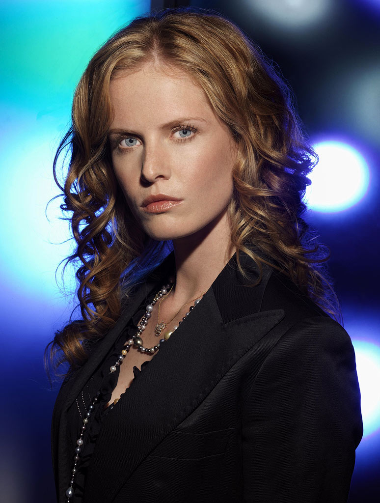 Rebecca Mader stars as Alden Tuller in Justice on FOX.