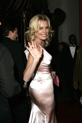 Premiere: Rebecca Romijn-Stamos at the L.A. premiere of Lions Gate's Godsend - 4/22/2004