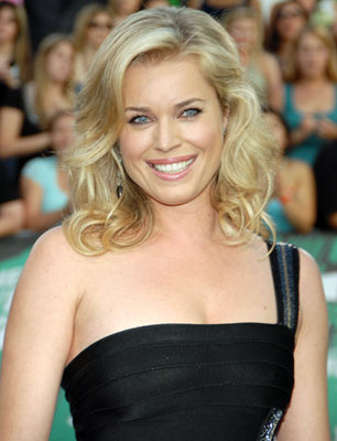 Rebecca Romijn 2006 MTV Movie Awards - Arrivals Culver City, CA - 6/3/2006