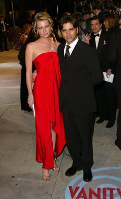 Rebecca Romijn Stamos and John Stamos Vanity Fair Party 76th Academy Awards - 2/29/2004