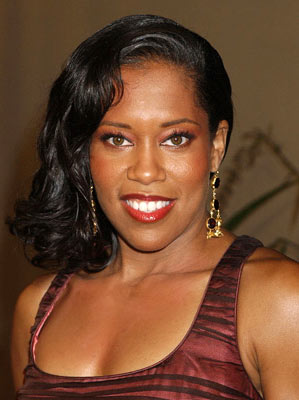 Premiere: Regina King at the Hollywood premiere of Universal Pictures' Ray - 10/19/2004