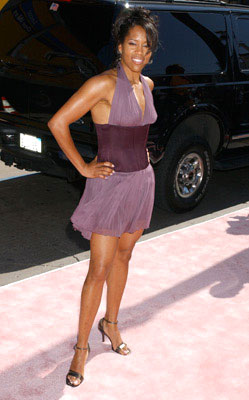 Premiere: Regina King at the Hollywood premiere of Warner Brothers' A Cinderella Story - 7/10/2004