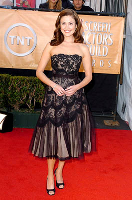 Reiko Aylesworth Screen Actors Guild Awards - 2/5/2005