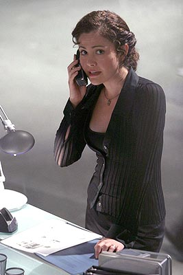 Reiko Aylesworth as Michelle Dessler Fox's 24