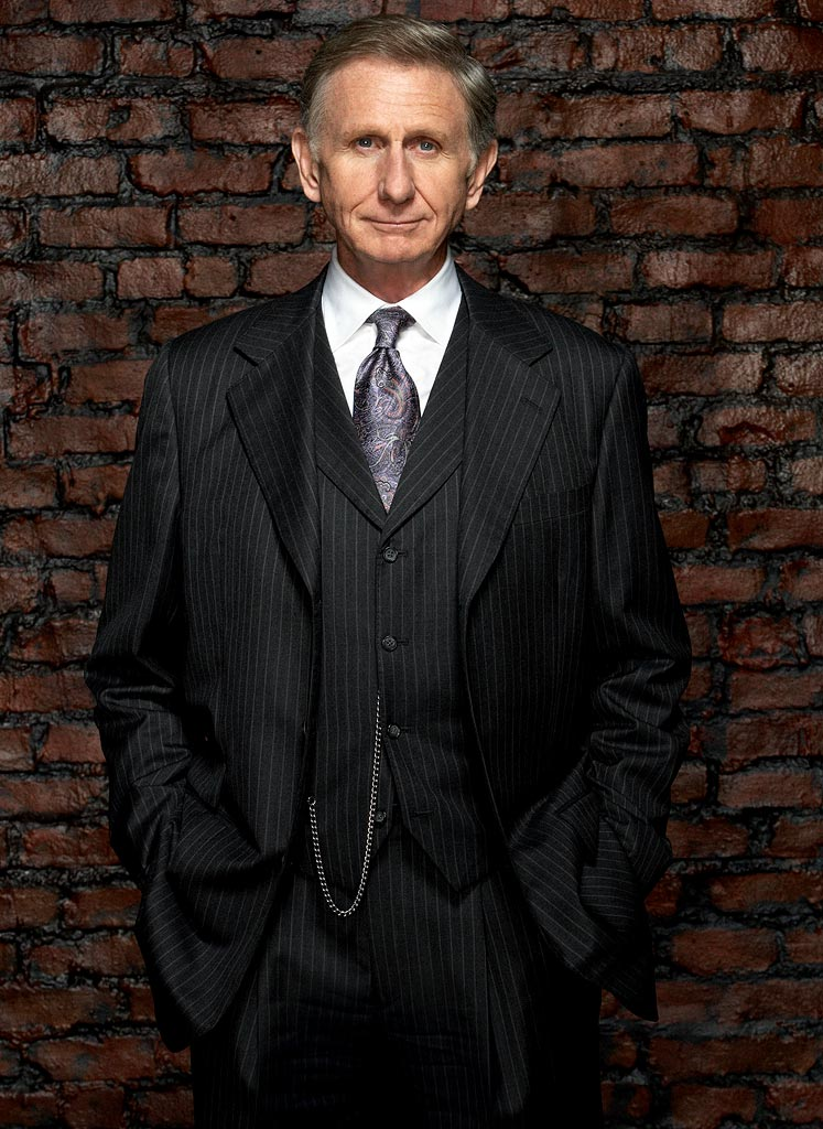 Rene Auberjonois stars as Paul Lewiston on the ABC Television Network's Boston Legal