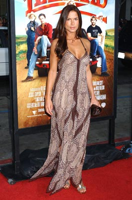 Premiere: Rhona Mitra at the Hollywood premiere of Warner Bros. Pictures' The Dukes of Hazzard - 7/28/2005