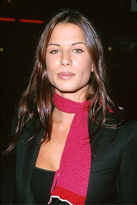 Premiere: Rhona Mitra at the Mann's Bruin Theater premiere of Warner Brothers' Get Carter - 10/4/2000