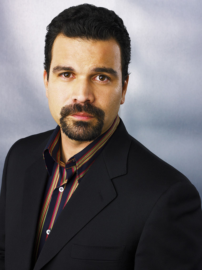 Ricardo Antonio Chavira stars as Carlos Solis in Desperate Housewives on ABC.