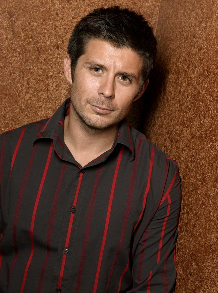 Rick Gomez stars as Dave in What About Brian on ABC.