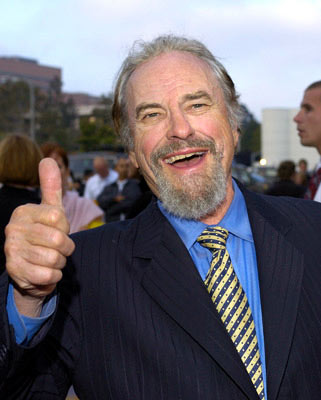 Premiere: Rip Torn at the Los Angeles premiere of 20th Century Fox's Dodgeball: A True Underdog Story - 6/14/2004