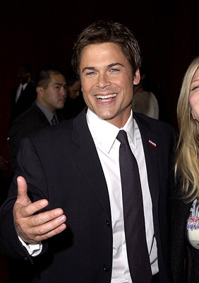 Rob Lowe 53rd Annual Emmy Awards - 11/4/2001