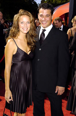 Amber Brkich and Rob Mariano 56th Annual Emmy Awards - 9/19/2004 Rob Mariano