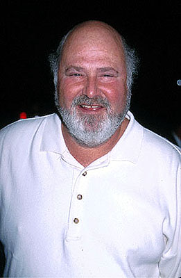 Premiere: Rob Reiner at the Beverly Hills premiere of Castle Rock's Proof Of Life - 12/4/2000