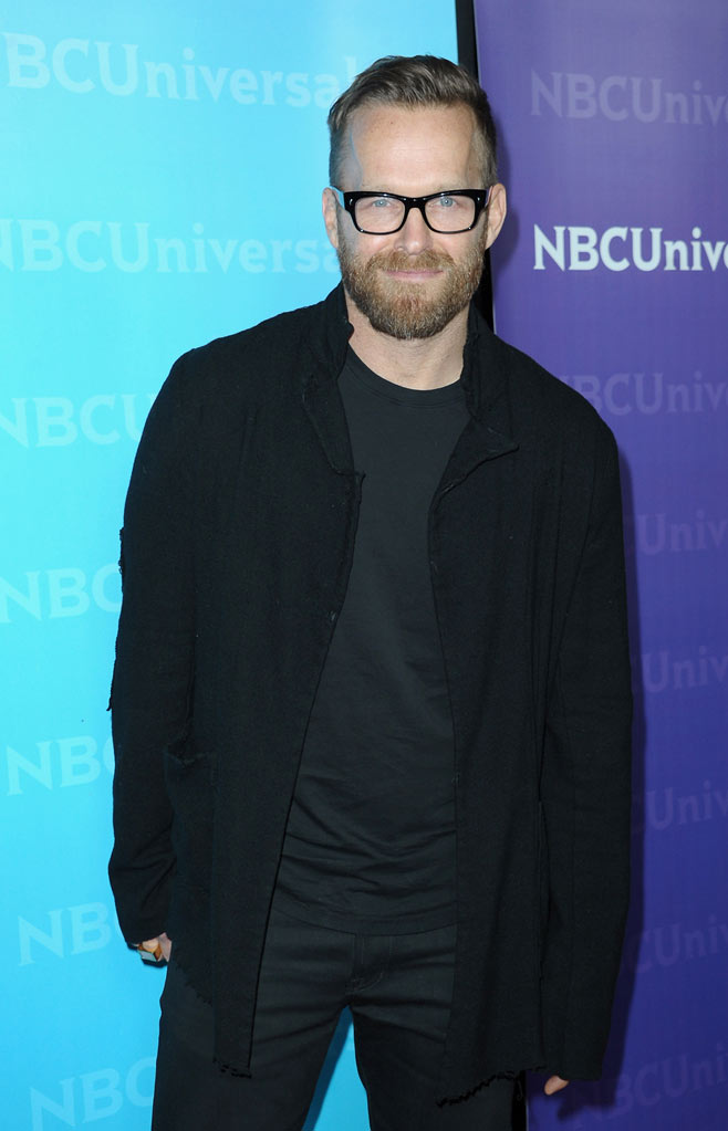 "Bob Harper (""The Biggest Loser"") attends the 2012 NBC Universal Winter TCA All-Star Party at The Athenaeum on January 6, 2012 in Pasadena, California."