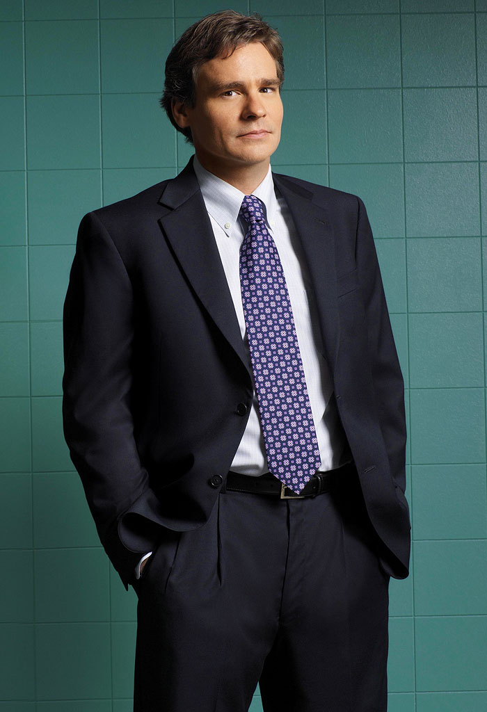 Robert Sean Leonard stars as Dr. James Wilson on FOX Television Network's House.