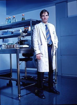 "Robert Sean Leonard as Dr. James Wilson Fox's ""House"""