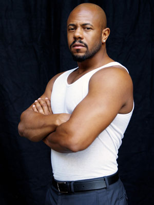 Rockmond Dunbar FOX's Prison Break