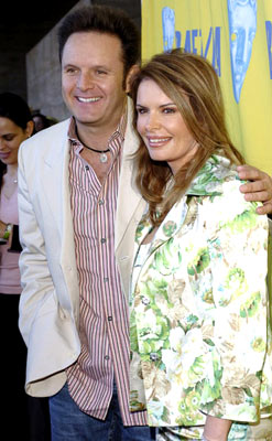 Mark Burnett and Roma Downey BAFTA/LA Tea Party - 1/15/2005 Park Hyatt Hotel, Los Angeles, CA