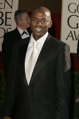 Romany Malco 63rd Annual Golden Globe Awards - Arrivals Beverly Hills, CA - 1/16/06