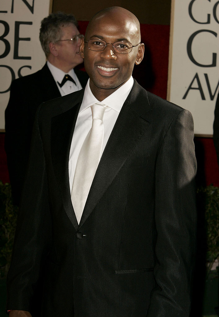 Romany Malco at The 63rd Annual Golden Globe Awards.