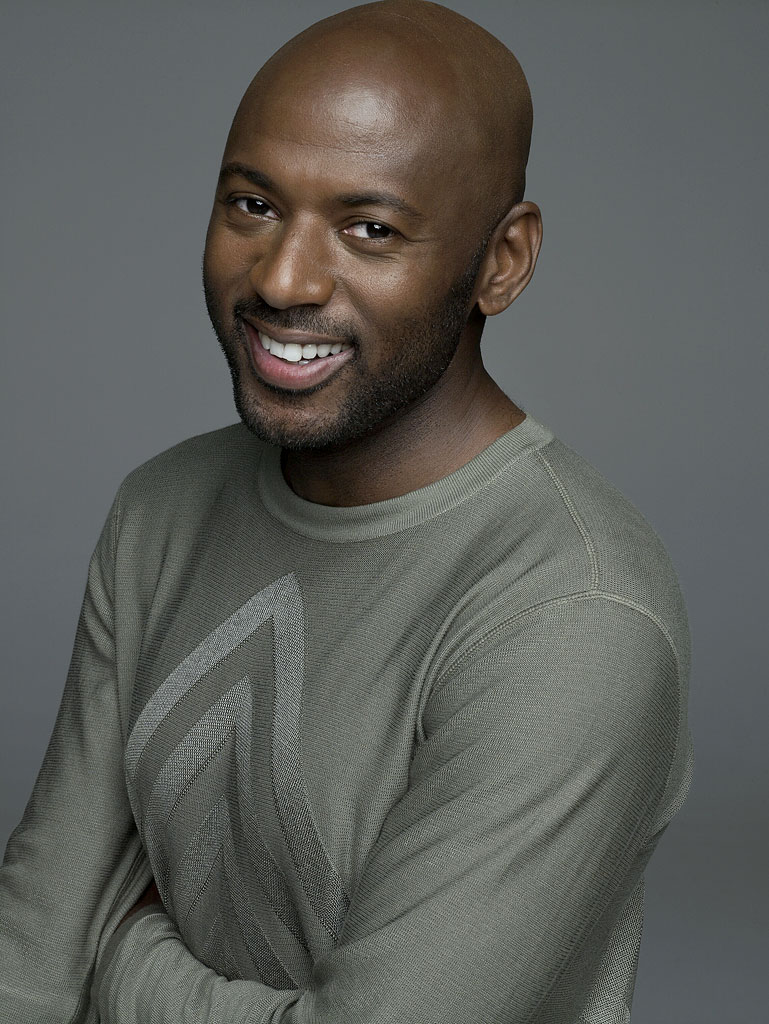Romany Malco stars as Conrad Shepard in Weeds.
