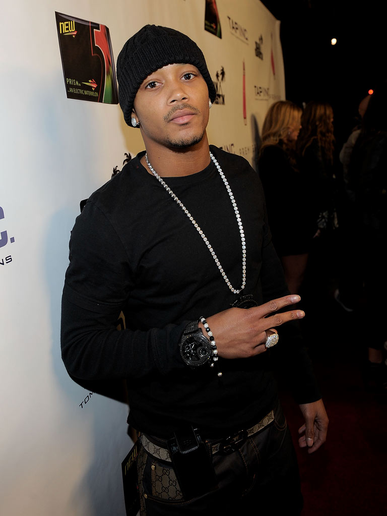 Romeo attends MTV Presents Sean Kingston's 21st Birthday at Premiere on February 9, 2011 in Hollywood, California.