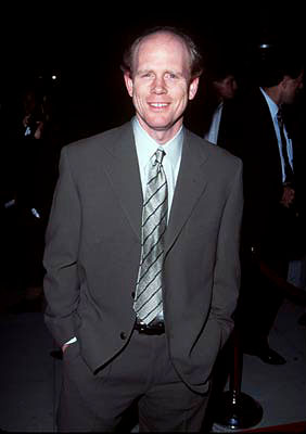 Premiere: Ron Howard at the Beverly Hills premiere of Universal's The Chamber - 10/2/1996
