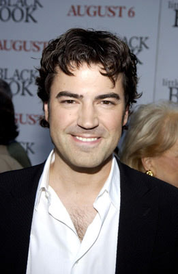 Premiere: Ron Livingston at the New York premiere of Revolution Studio's Little Black Book - 7/21/2004