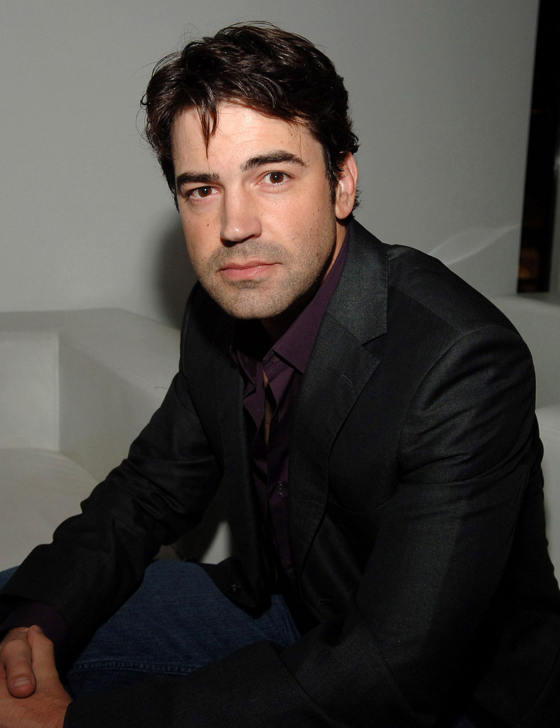 "Ron Livingston at the ""Pretty Persuasion"" Los Angeles Premiere.  August 9, 2005"