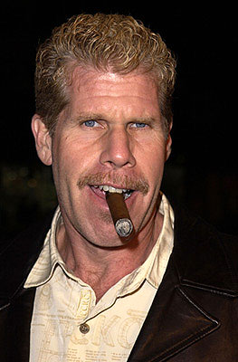 Premiere: Ron Perlman at the Hollywood premiere of Life as a House - 10/24/2001