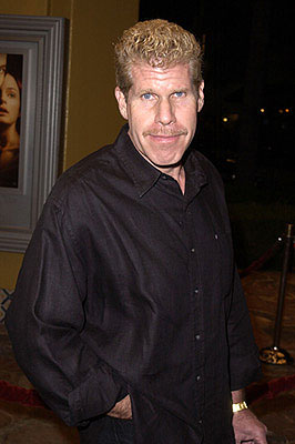 Premiere: Ron Perlman at the Westwood premiere of From Hell - 10/17/2001
