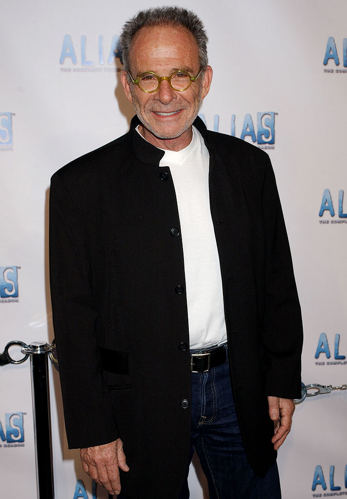 "Ron Rifkin at the ""Alias"" The Complete 3rd Season DVD Launch Party.  August 31, 2004"