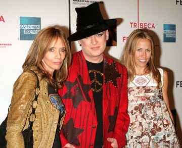 Director Rosanna Arquette, Boy George and Sheryl Crow All We Are Saying premiere - Tribeca Film Festival April 20, 2005 - New York, NY