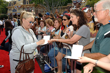 Premiere: Roseanne Barr at the Disneyland premiere of Walt Disney Pictures' Pirates of the Caribbean: Dead Man's Chest - 6/24/2006