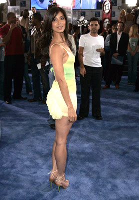 Premiere: Roselyn Sanchez at the Los Angeles premiere of Twentieth Century Fox's I, Robot - 7/7/2004