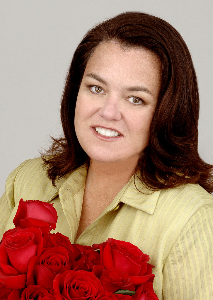 Rosie O'Donnell, former host of The View on ABC.