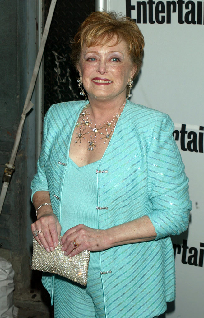 Rue McClanahan at the Entertainment Weekly's 2nd Annual It List Party in New York City, New York on June 23, 2003.