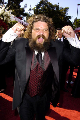 Rupert Boneham 56th Annual Emmy Awards - 9/19/2004 Rupert Boneham