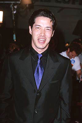 Premiere: Russell Wong at the Westwood premiere of Warner Brothers' Romeo Must Die - 3/20/2001